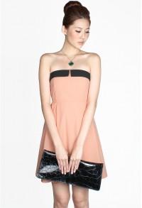 Kirsten Tuxedo Dress