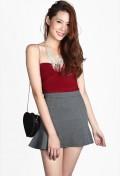 Portia Flounce Skirt