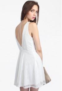 Viola Lace Dress